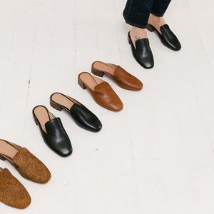 Madewell Willa Loafer Mule